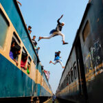 accepted in Travel-Train jumping - Adrian Whear, Australia